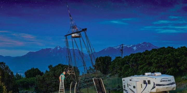 Как построить телескоп