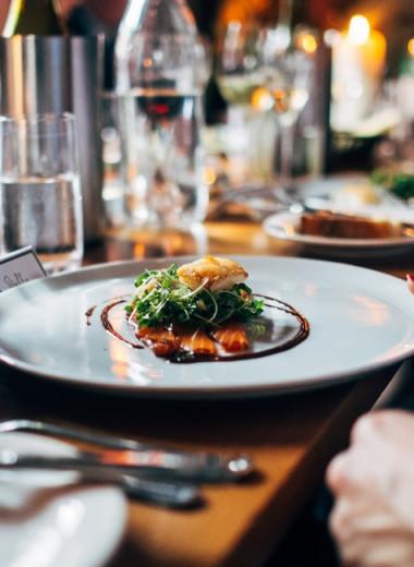 Должны ли рестораны уменьшать порции?