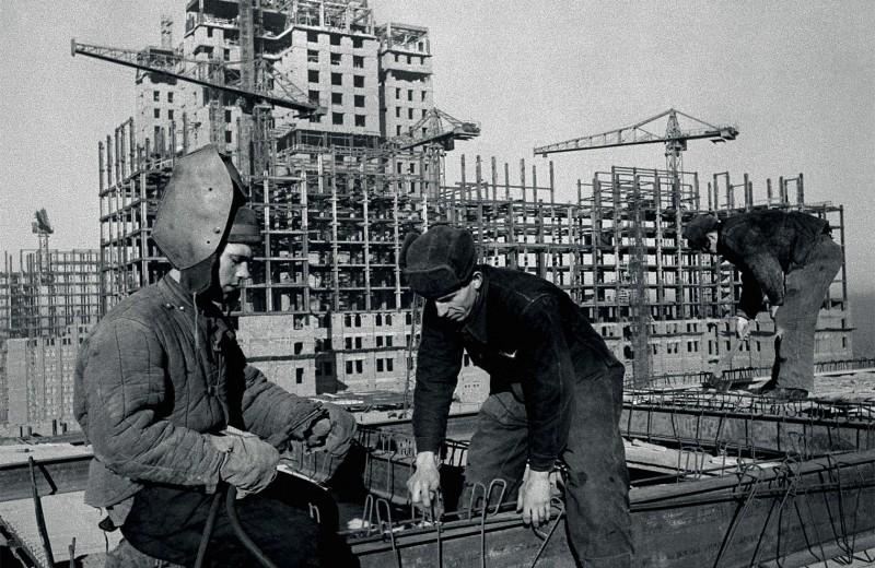 1950: Большая стройка