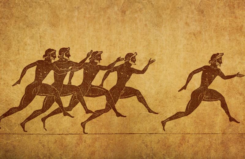 Все побежали, и я побежал…