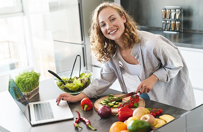 9 правил полезного ужина