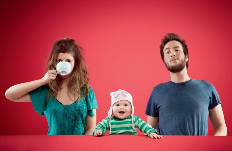 Как не расстаться после рождения ребенка