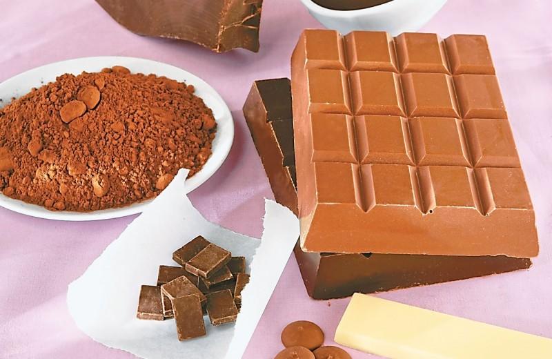 Сила шоколада