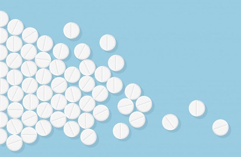 Таблетки против боли