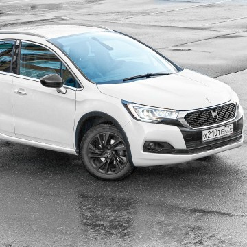 DS 4 1.6 HDI