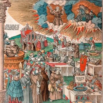 Великая революция 1517