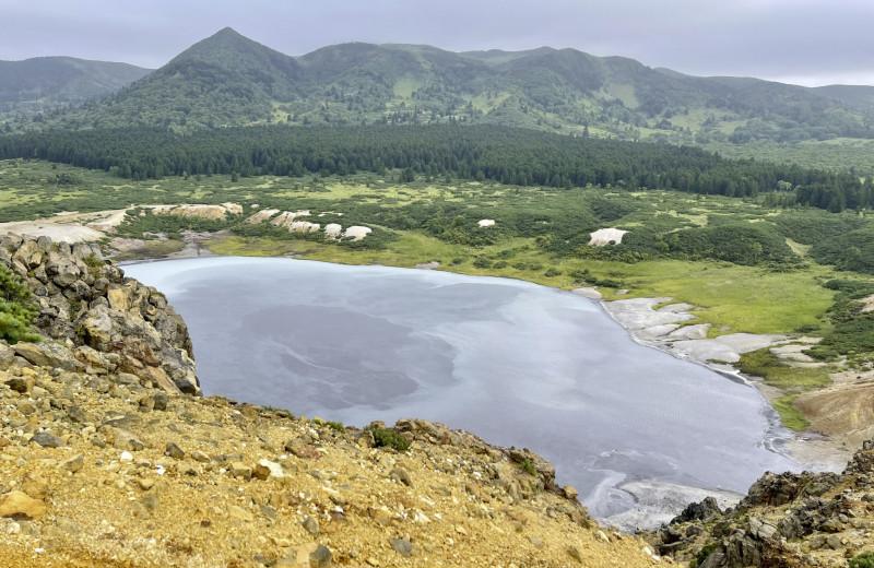 Курильские острова: Родная стихия