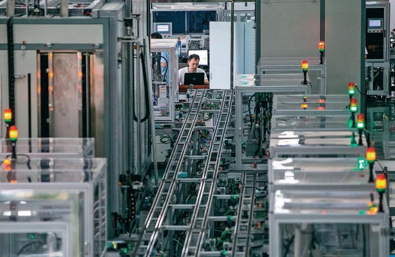 В промышленности растут большие данные