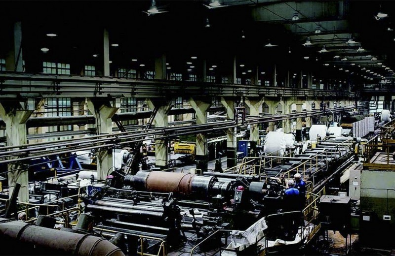 Цифровое раздвоение заводов еще впереди