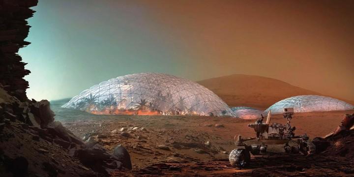 Марс аравийский