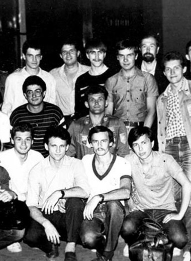 Добровольцы Чернобыля