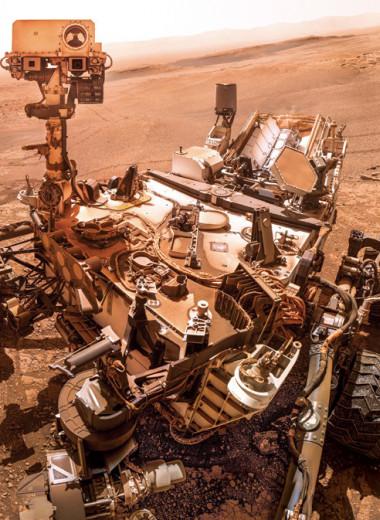Одержимые Марсом