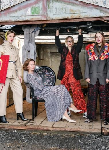 Гараж-сейл: первая «буржуазная» галерея Петербурга Marina Gisich Gallery идет в андеграунд