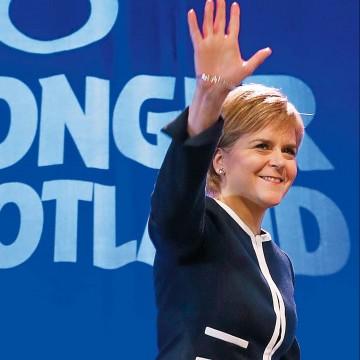 Шотландская заноза