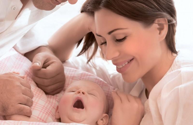 Первые дни новорожденного дома