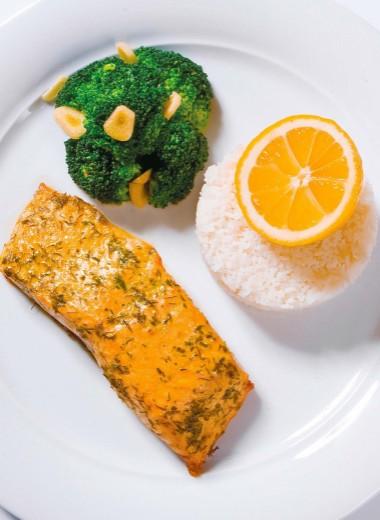 Рыба и морепродуктыв меню кормящей мамы