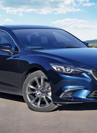 Mazda6 по наследству