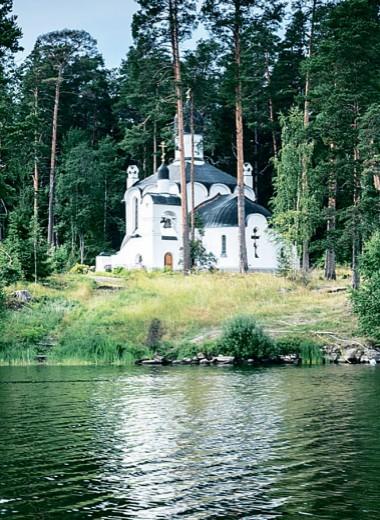 Уйти в монастырь