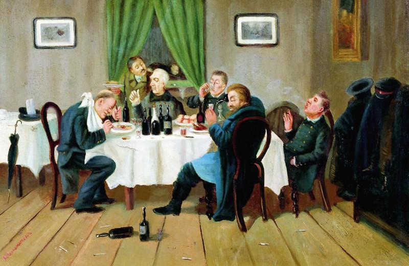 Мертвые души для русского искусства