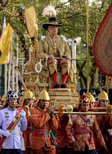 Рама Тайский: король в законе