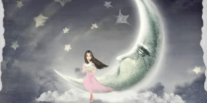 Луна против стресса