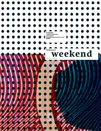 Weekend №24