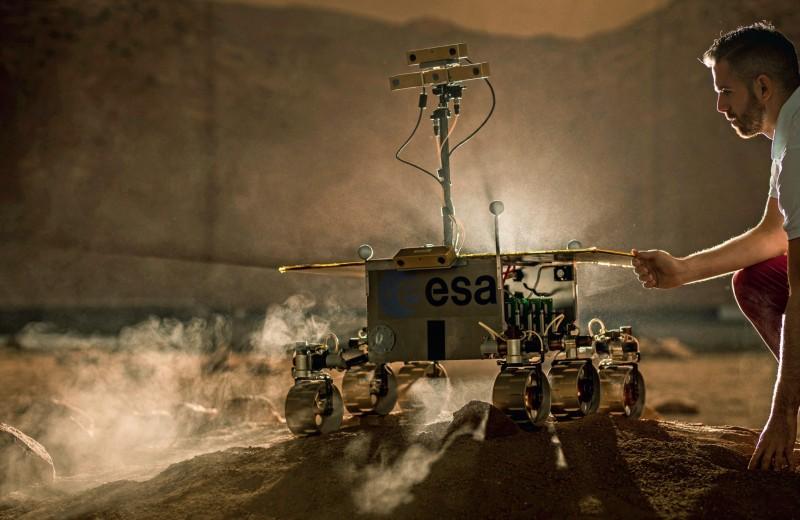 Биолог на Марсе