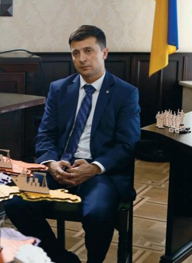 Зачем украинцам слуга народа