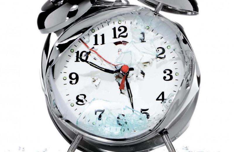 Время счет любит