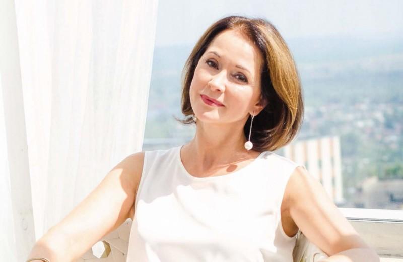 Ольга Кабо: «Дома меня называют «госпожа прокурорша»