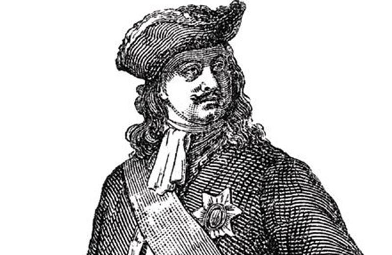 Сапог Петра Великого
