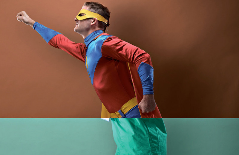 Не против Супермена