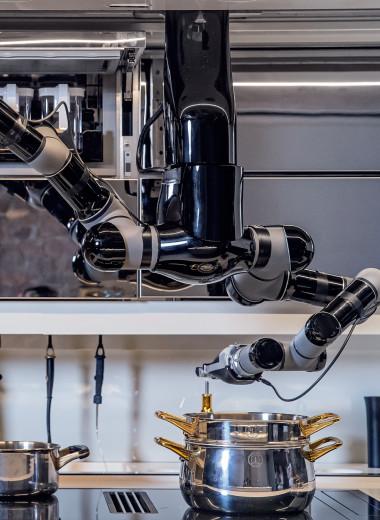 Робот – лучший повар