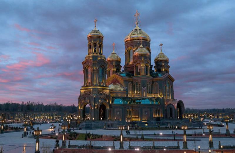 Храм будущей войны