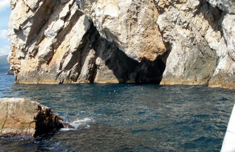 Субмаринные воды Крыма