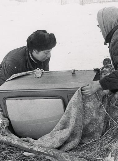 Телевидение пришло в село