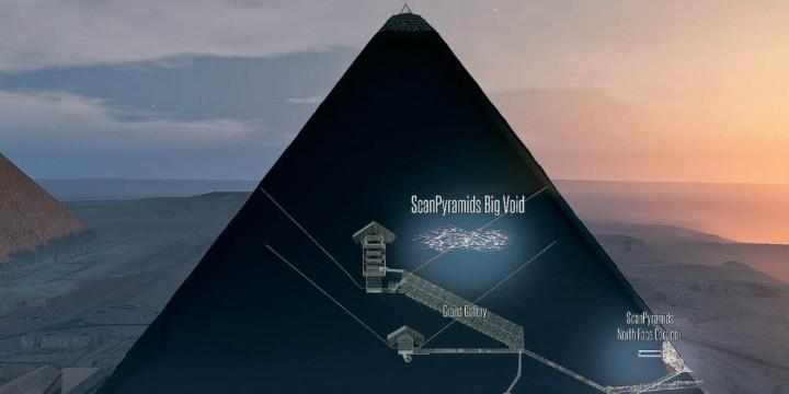 Фараон и тайная комната