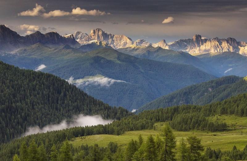 Регион Трентино –другая Италия