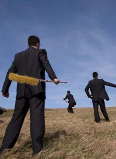 Новый штамм безработицы