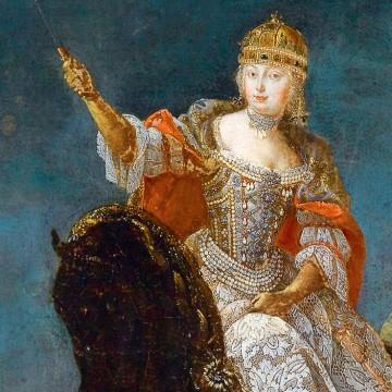 Мария-Терезия: мать нации