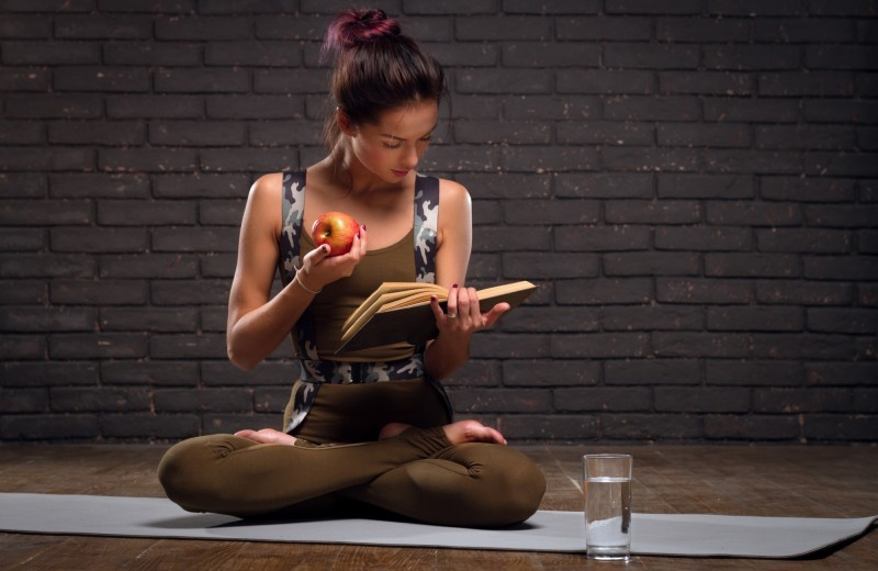 Библиотека йоги