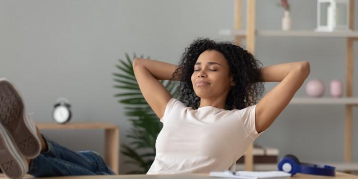 7 упражнений, чтобы расслабиться