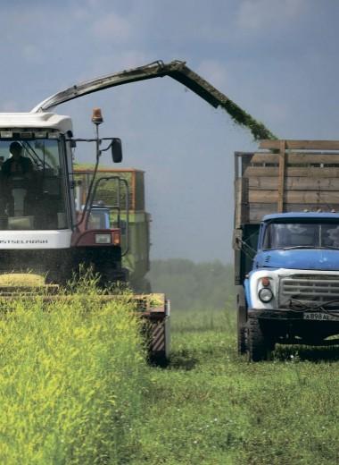 Агропром разворачивают на экспорт