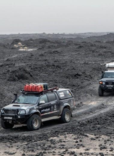 Кругосветное путешествие Алексея Камерзанова. Эфиопия