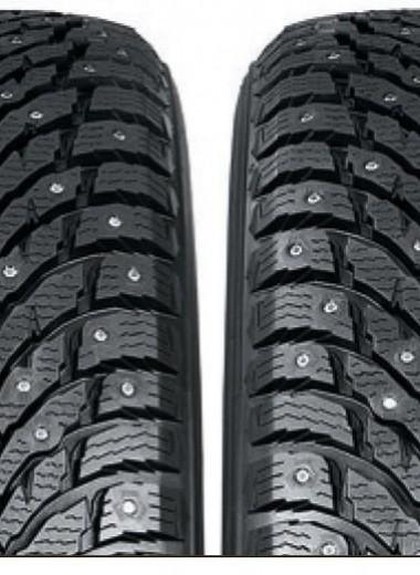 Одна шина — два шипа