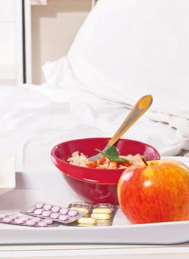 Продукты и лекарства: что не стоит употреблять вместе