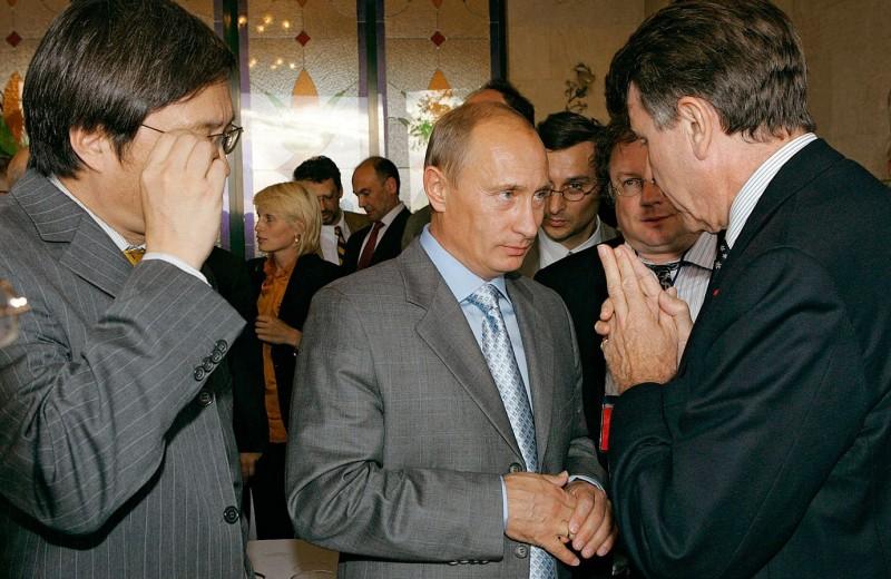 «Русские не доверяют интеллектуалам»