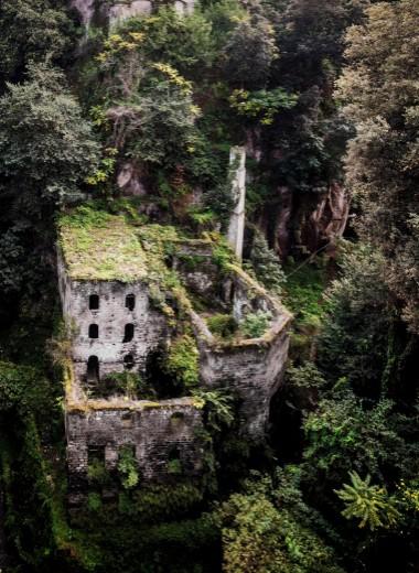 Остатки кладки: 10 живописных развалин