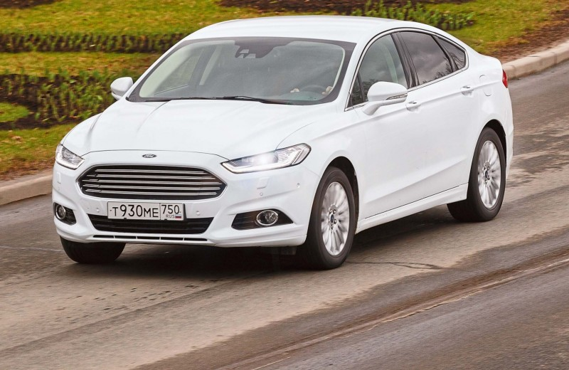Ford Mondeo: болезни роста