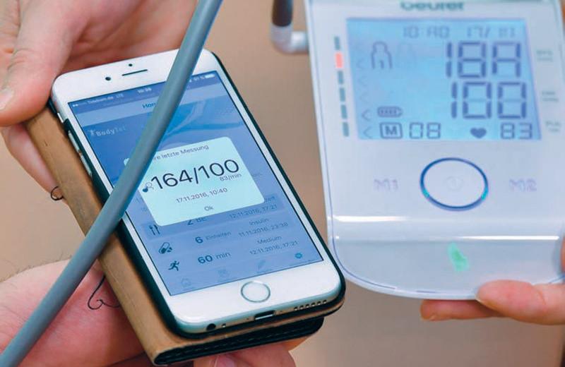 Цифровая медицина: путь к неврозу или к высокому качеству жизни?